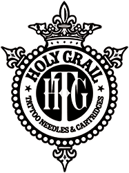 Holy Grail Tattoo Cartidges
